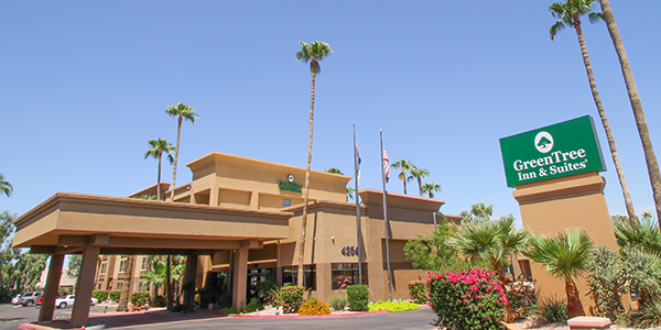 GreenTree Inn & Suites - Phoenix