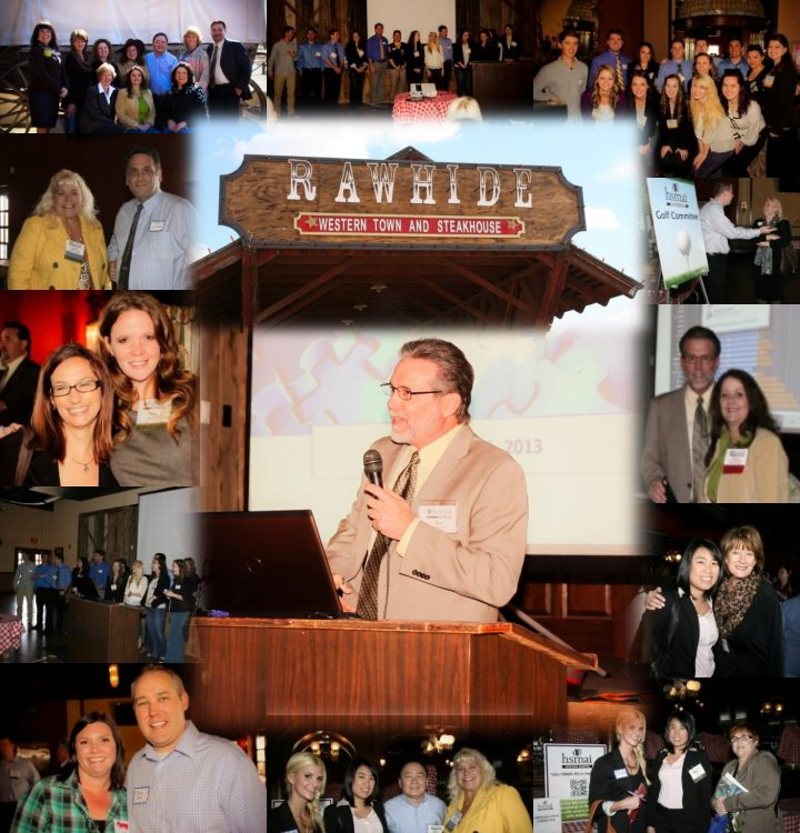 February 21st Luncheon Meeting at Rawhide