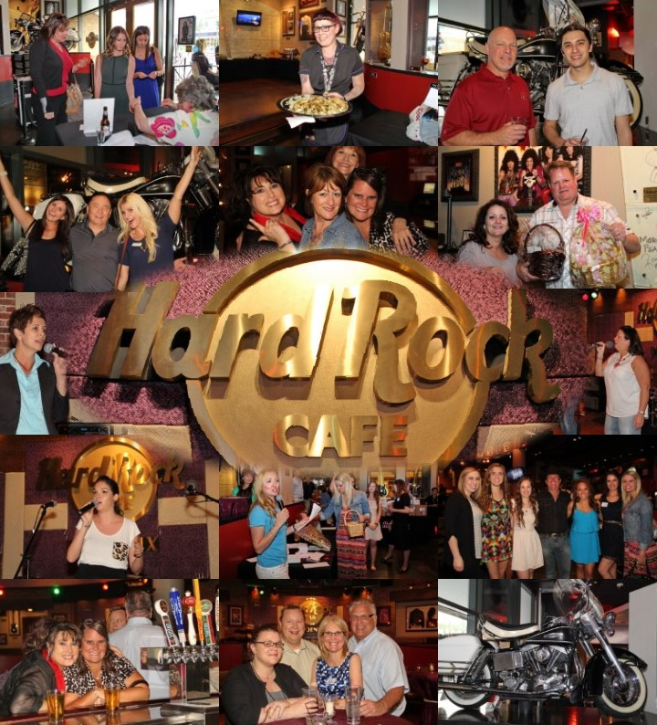 2014 Annual Spring Fling - HSMAI Rocks! at the Hard Rock Cafe