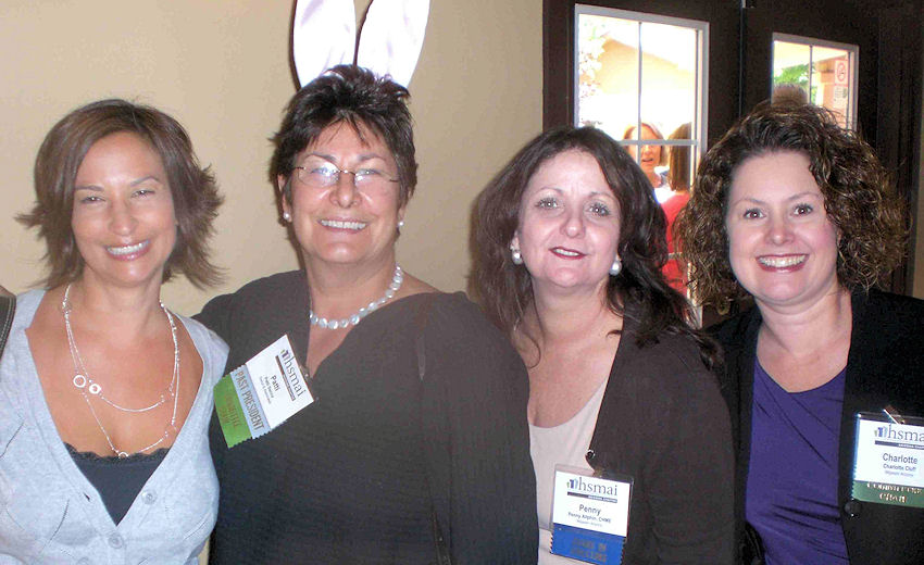 May 19, 2011 Luncheon Meeting with Robin Lameyer, Hilton Tucson El Conquistador presenting