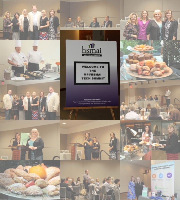 MPI/HSMAI Joint Breakfast Meeting and Tech Summit