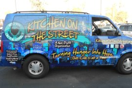 Community Outreach Event for Kitchen on the Street