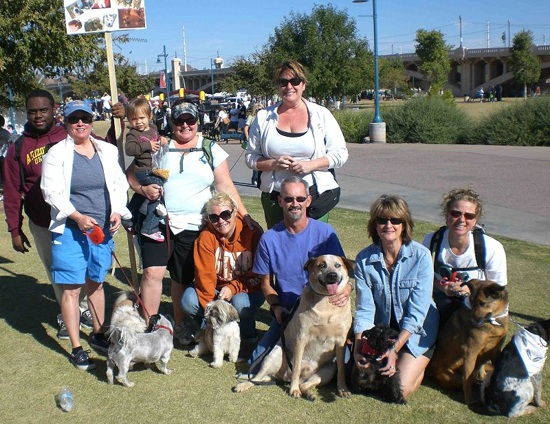 Walk to Save the Animals