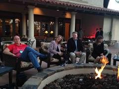 November 12, 2014 - HSMAI Fireside Chat at Scottsdale Resort & Conference Center