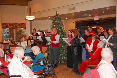 Holiday Caroling