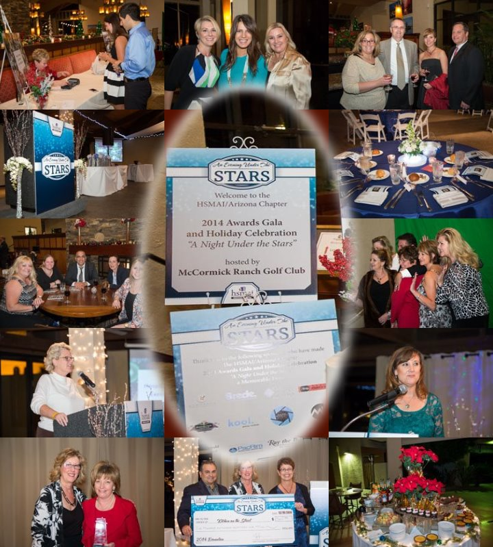 2014 Annual Awards Gala - An Evening Under the Stars